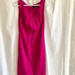 Magenta Mossino Dress